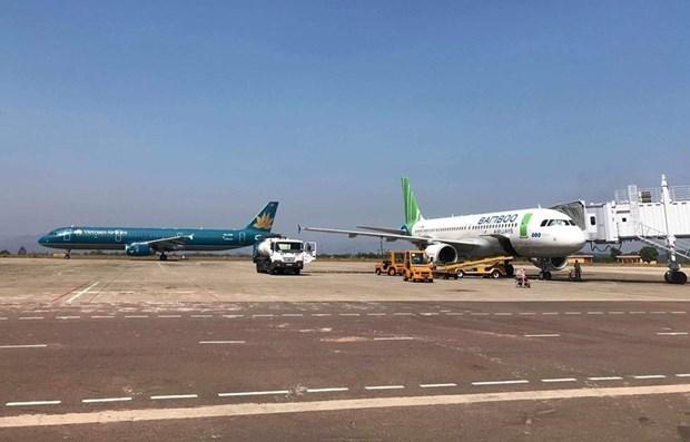 Bamboo Airway, la aerolinea mas puntual de Vietnam hinh anh 1