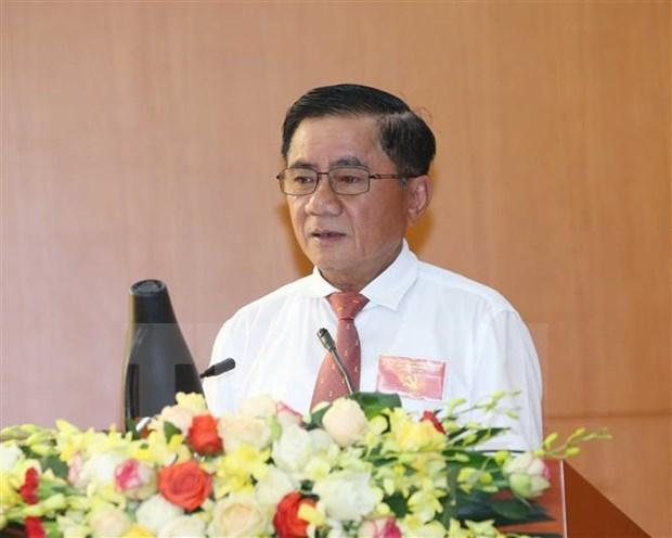 Continuan fortaleciendo en Vietnam las tareas de supervision de organizaciones partidistas hinh anh 1