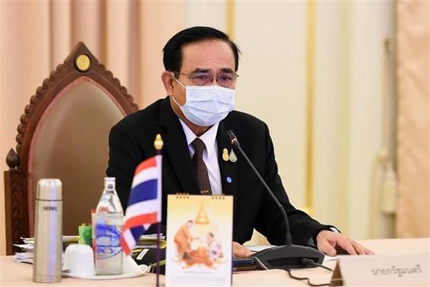 Primer ministro tailandes confirma la reorganizacion del gabinete hinh anh 1