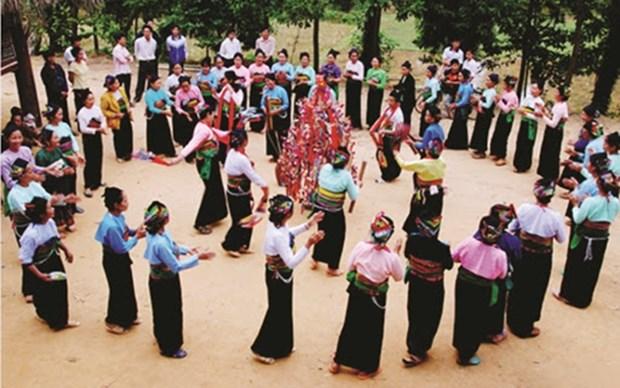 Celebraran el segundo Festival Cultural del grupo etnico Muong hinh anh 1