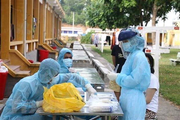 Vietnam registra nuevo caso importado de coronavirus hinh anh 1