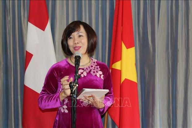 Promueven en Suiza oportunidades de negocios en Vietnam hinh anh 1