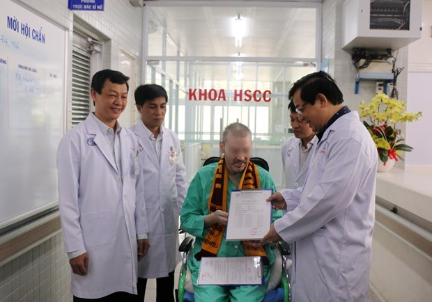 COVID- 19: Vietnam cierra sabado sin nuevos casos del contagio local hinh anh 1