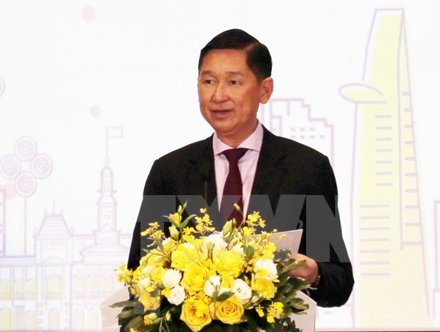 Suspenden de funciones a un alto funcionario de Ciudad Ho Chi Minh por violaciones hinh anh 1