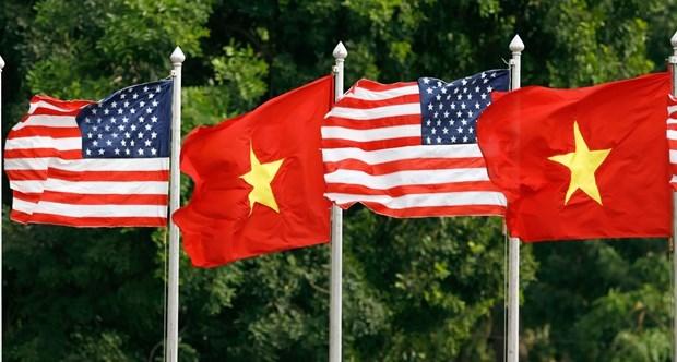 Lazos en economia y comercio: uno de los pilares de las relaciones Vietnam-EE.UU. hinh anh 1