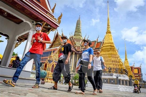 Tailandia reporta 14 casos nuevos del COVID-19 hinh anh 1