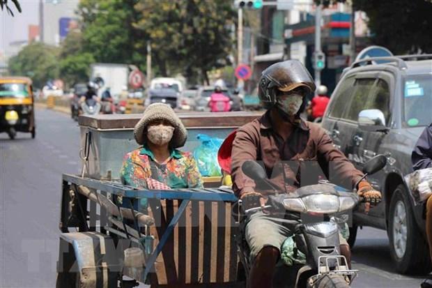Camboya detecta 15 nuevos casos del COVID-19 hinh anh 1