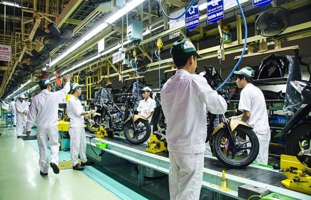 Ventas de motocicletas en Vietnam experimentan disminuciones drasticas hinh anh 1