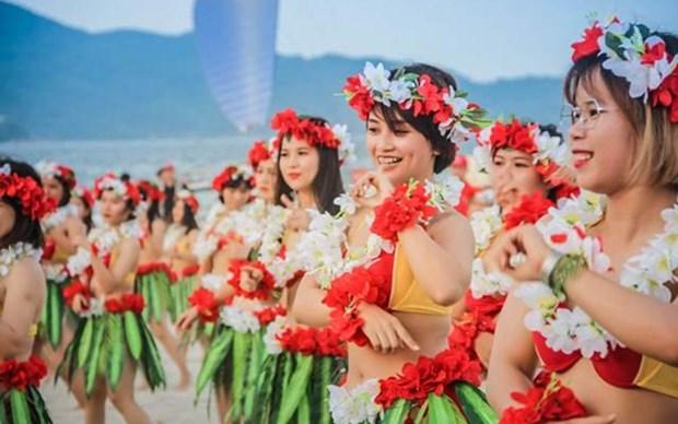 Atractivas actividades en el festival Da Nang Fantastica 2020 hinh anh 1