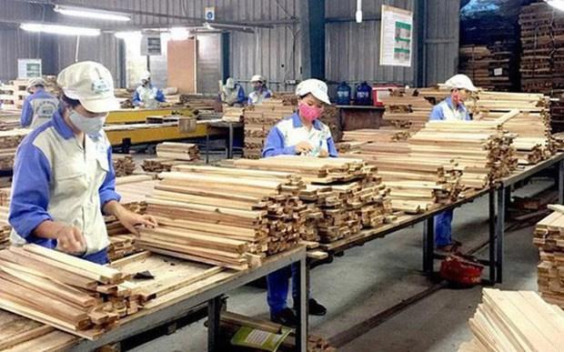 Aumenta el valor de las exportaciones madereras de Vietnam hinh anh 1