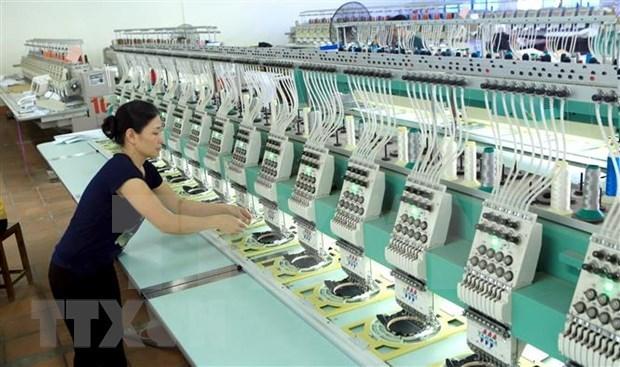 Ofrecen en Vietnam apoyo a sectores industriales para mejorar produccion hinh anh 1