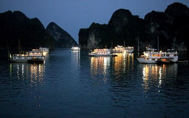 Quang Ninh lanza promocion en bahia de Ha Long para impulsar el turismo hinh anh 1