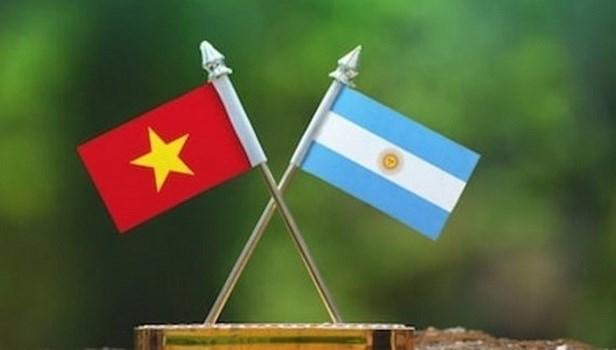 Resaltan las relaciones Vietnam-Argentina a 10 anos de asociacion integral hinh anh 1
