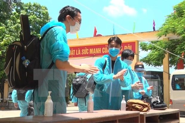 Vietnam no reporta nueva infeccion de COVID-19 en la comunidad por 89 dias consecutivos hinh anh 1