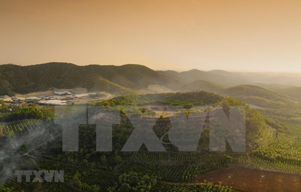 Reconocimiento a reserva Dak Nong como geoparque global favorece progreso local hinh anh 1