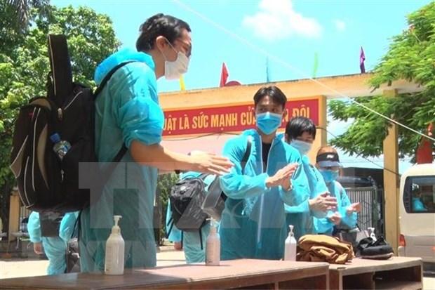Vietnam reporta otro caso importado del COVID-19 hinh anh 1
