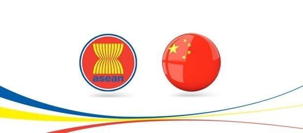 ASEAN se erige en el mayor socio comercial de China en la primera mitad de 2020 hinh anh 1