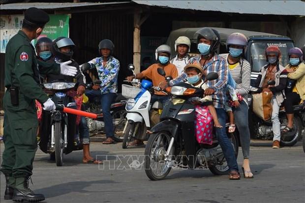 Economia de Camboya se estanca en la primera mitad del ano hinh anh 1