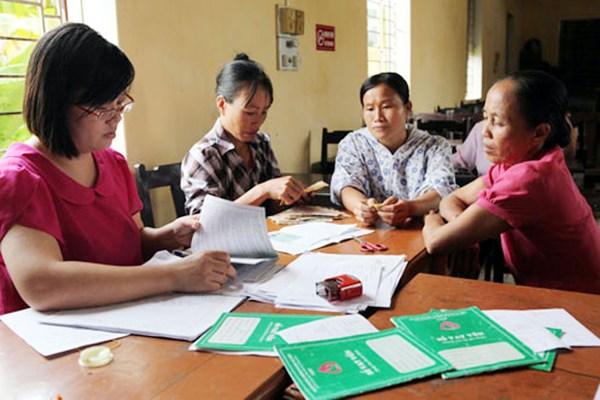 Analizan labores directivas partidistas sobre prestamos segun politicas sociales en Vietnam hinh anh 1