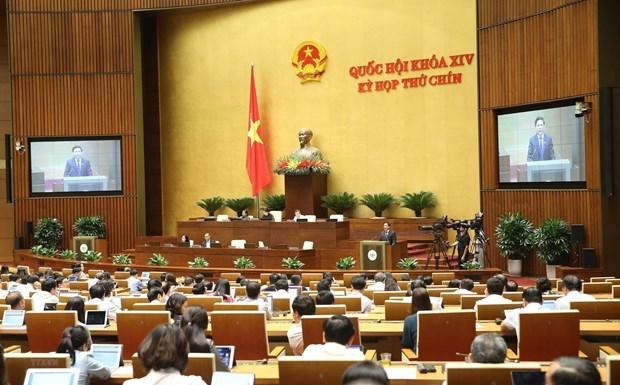 Parlamento de Vietnam emite resolucion del noveno periodo de sesiones hinh anh 1