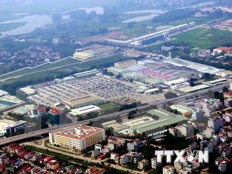 Provincia vietnamita de Bac Giang por desarrollar zonas y clusteres industriales hinh anh 1