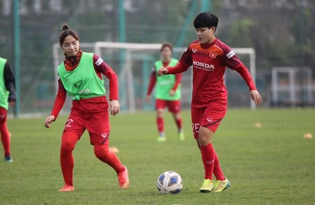 Reajustan calendario del Campeonato de futbol femenino sub 20 de Asia 2022 hinh anh 1