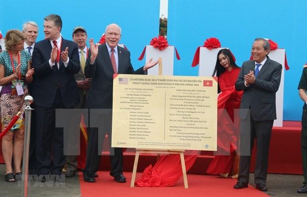 Relaciones Vietnam-Estados Unidos: Convertir lo imposible en posible hinh anh 1
