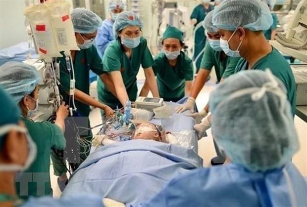 Vietnam lleva a cabo exitosamente la operacion de separacion de siamesas hinh anh 1
