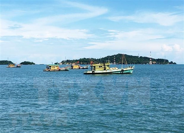 Australia reitera apoyo a la libertad de navegacion en el Mar del Este hinh anh 1