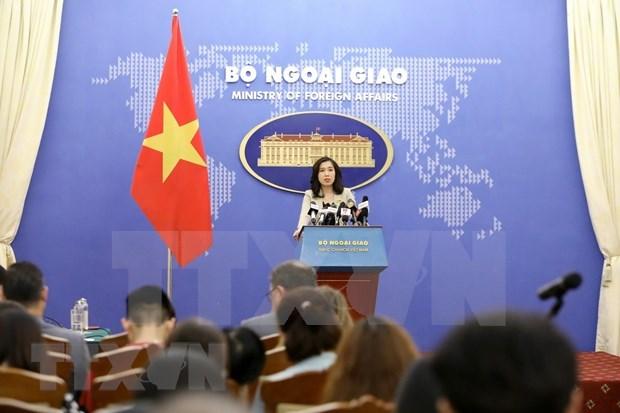 La paz, estabilidad, cooperacion y desarrollo son aspiraciones y objetivos comunes de los paises en el Mar del Este hinh anh 1