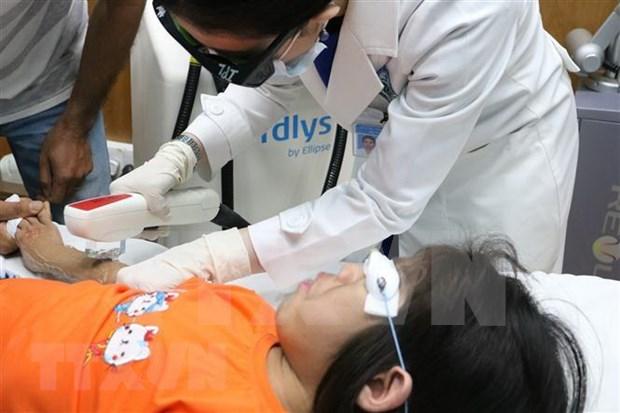Detectan primer caso en Vietnam con sindrome genetico raro de Cantu hinh anh 1