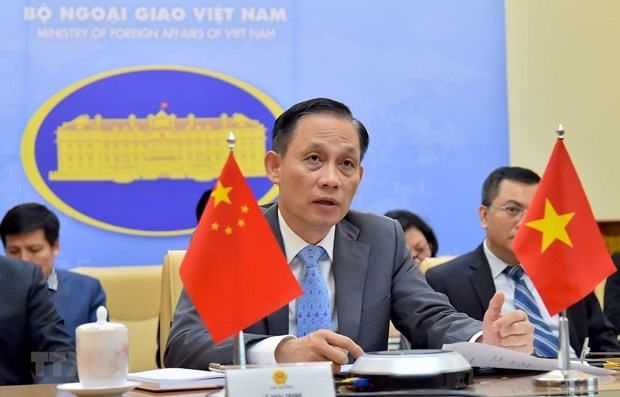 Comite de Cooperacion Bilateral Vietnam-China examina preparativos para su 12 sesion hinh anh 1