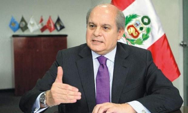 Vietnam felicita a Pedro Cateriano por su designacion como presidente del Consejo de Ministros de Peru hinh anh 1