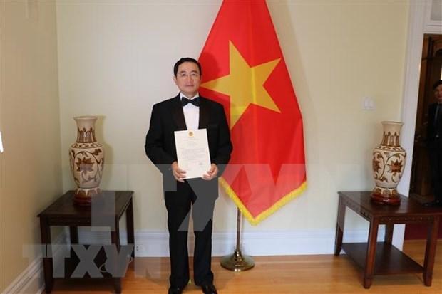 Vietnam y Canada fortalecen relaciones en multiples sectores hinh anh 1