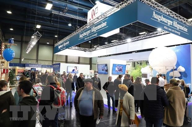 Vietnam constituye un mercado potencial para empresas alemanas hinh anh 1