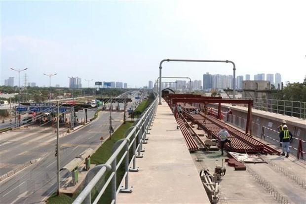 Corea del Sur mantendra apoyo al proyecto de metro de Ciudad Ho Chi Minh hinh anh 1