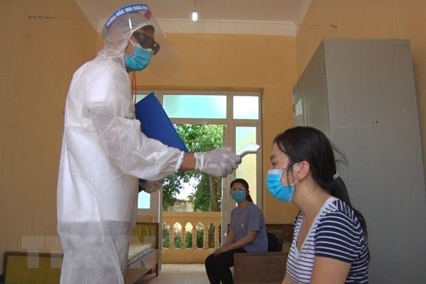 COVID- 19: Vietnam registra un nuevo caso importado y un paciente recuperado hinh anh 1
