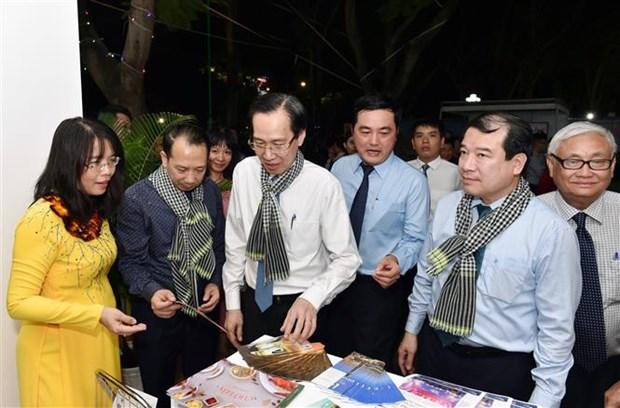 Inauguran XVI Festival de Turismo de Ciudad Ho Chi Minh 2020 hinh anh 1