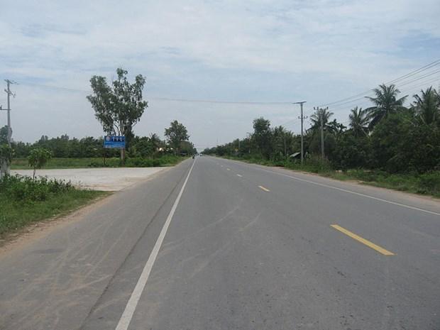 BM ofrecera a Camboya apoyo crediticio millonario para remodelacion de vias terrestres hinh anh 1