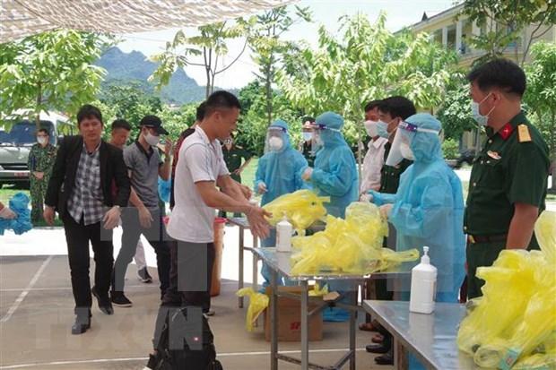 Instituto australiano destaca exitos de Vietnam en lucha contra el COVID-19 hinh anh 1