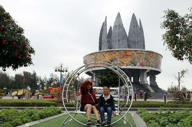 Honran a producto turistico en provincia vietnamita con premio de ASEAN hinh anh 1