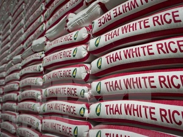 Tailandia aprueba el esquema de garantia del precio del arroz para 2020-2021 hinh anh 1