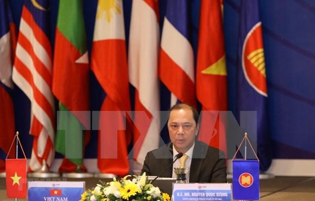 Esbozan vision para Comunidad de ASEAN post 2025 hinh anh 1