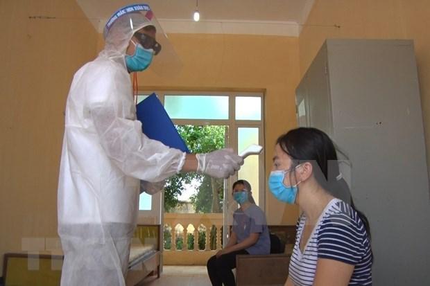 Quedan solo 15 casos positivos del coronavirus en Vietnam hinh anh 1