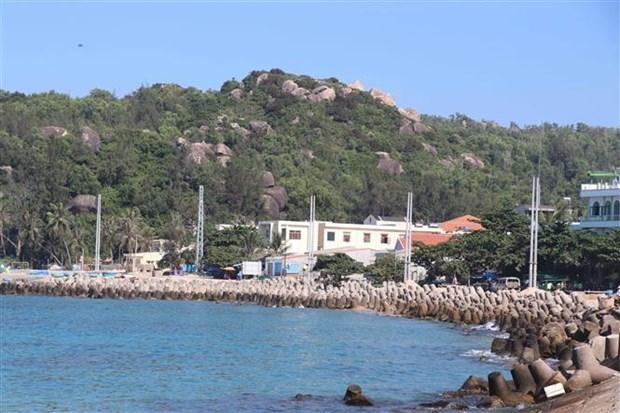 Inauguraran en Vietnam proyecto submarino de electricidad financiado por la UE hinh anh 1