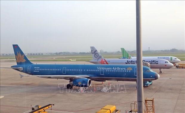 COVID-19: Vietnam efectuara decenas de vuelos de repatriacion hasta finales de agosto hinh anh 1