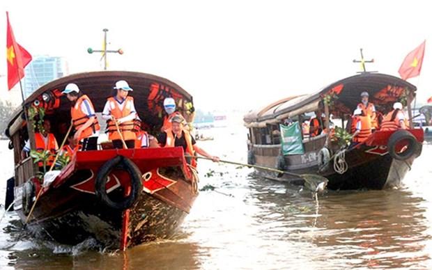 Celebraran Festival del Mercado Flotante de Cai Rang 2020 en ciudad vietnamita hinh anh 1