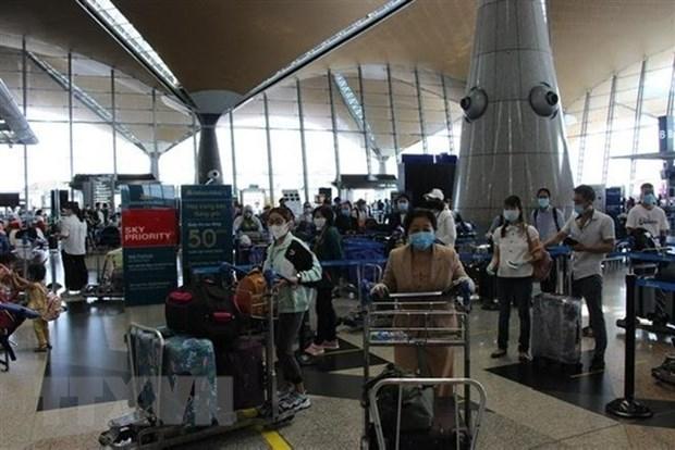 Prosigue Vietnam repatriacion de ciudadanos varados en el extranjero por el COVID-19 hinh anh 1