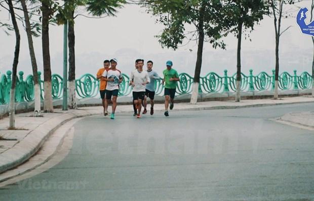 Casi siete mil atletas participaran en el maraton internacional de Da Nang 2020 hinh anh 1