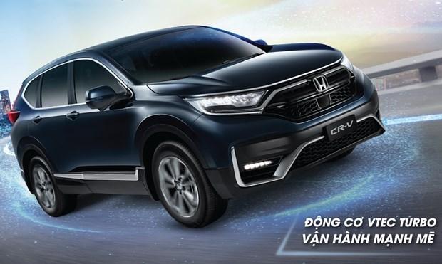 Honda Vietnam lanza nuevo modelo de SUV hinh anh 1
